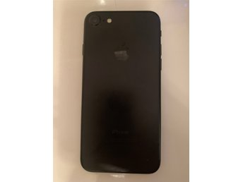 Iphone 7 32 gb matt svart