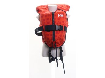 Helly Hansen, Hundflytväst, Strl: 20-35kg, Orange/Blå