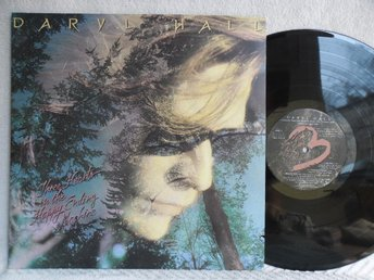 DARYL HALL - THREE HEARTS IN THE HAPPY ENDING MACHINE - RCA