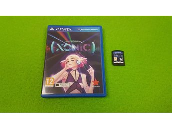 PS Vita Superbeat Xonic Playstation Vita