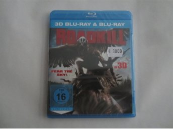 ROAD KILL - FEAR THE SKY - BLU-RAY 3D