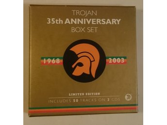 Trojan 35th Anniversary Box Set (3 CD)