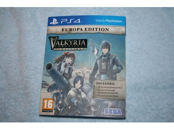 Valkyria Chronicles Remastered PlayStation 4 (PS4)