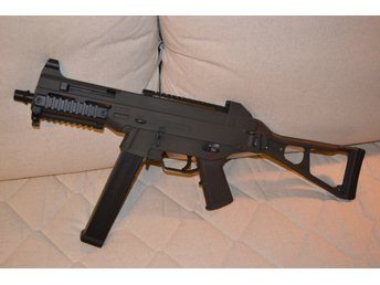M89A Kulspruta K-Pist Svart Airsoft EE Double Eagle Ny