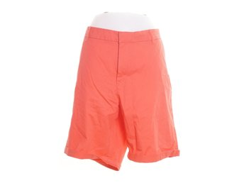 Holly & Whyte by Lindex, Shorts, Strl: 48, Röd, Bomull