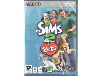 The Sims 2 - Pets - MAC (expansion pack)