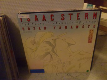 Isaac Stern - The Classic Melodies Of Japan