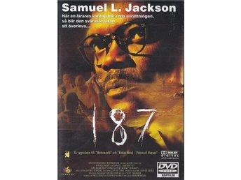 187 - UTGÅTT - Samuel L. Jackson - Mariestad - 187 - UTGÅTT - Samuel L. Jackson - Mariestad