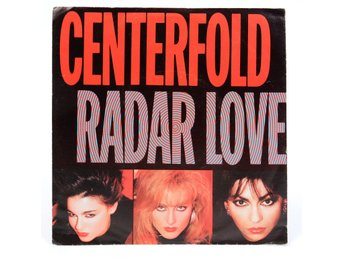 Centerfold - Radar Love RB 8 Singel 1986