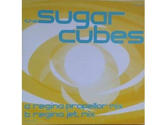 The Sugarcubes   titel*  Regina* 12