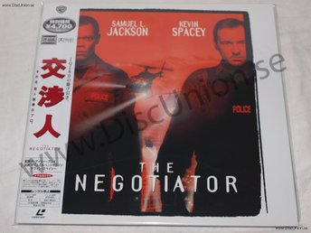NEGOTIATOR, THE - WIDESCREEN JAPAN LD