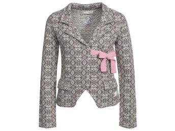 NY Odd Molly #233 lovely knit jacket stl 3 falcon cardigan kofta grå - Skellefteå - NY Odd Molly #233 lovely knit jacket stl 3 falcon cardigan kofta grå - Skellefteå