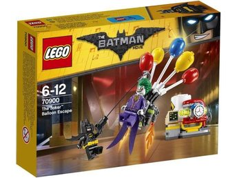 LEGO Batman Movie- Jokern Ballongflykt 70900