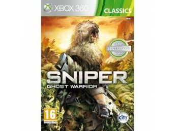 Sniper: Ghost Warrior - Classics - Xbox 360