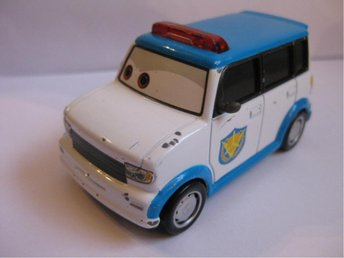 Cars Pixar Disney  Bilar  Officer Murakarmi   beg 1405