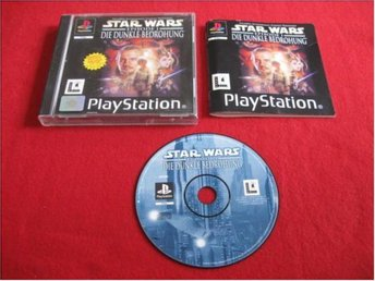 STAR WARS EPISODE 1 till Sony Playstation PSone