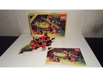 LEGO RYMD SPACE PARTICLE IONIZER 6923