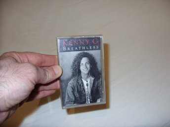 Kenny G Breathless Musik kassett band saxofon music