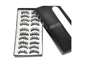 BF Good-to-go Lashes - 10 par(Model: 3)