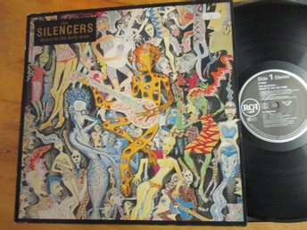 "The Silencers ""Dance To The Holy Man"""