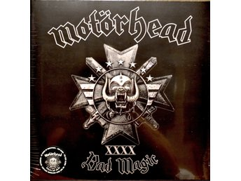 Motörhead - Bad Magic (LP + CD)