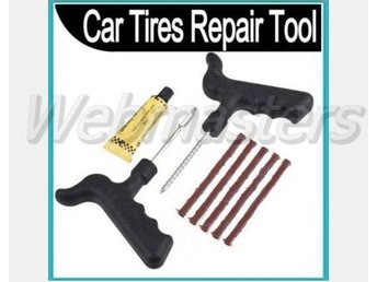 Tire Repair set Car Bike Auto Tubeless Tyre Tool Kits