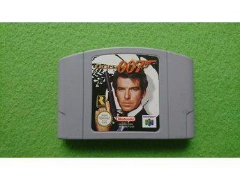 007 Golden Eye N64 Nintendo 64 007 GoldenEye - Västerhaninge - 007 Golden Eye N64 Nintendo 64 007 GoldenEye - Västerhaninge