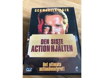 Den sista action hjälten DVD - Göteborg - Den sista action hjälten DVD - Göteborg