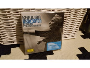Brucker symfonier Karajan cd-box