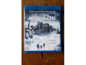 2012 Ice age. Blu ray. Sv text.