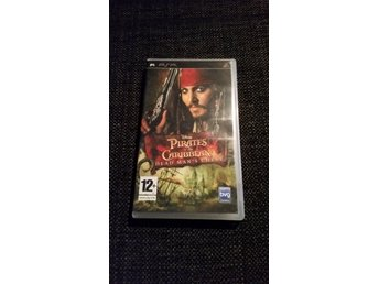 "PSP spel Pirates of the Caribbean  ""Dead man's chest"""