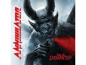 Annihilator: For the demented 2017 (CD)