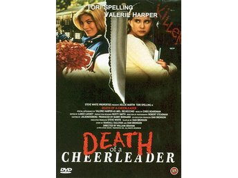 Death of a Cheerleader 1994 DVD Kellie Martin och Tori Spelling
