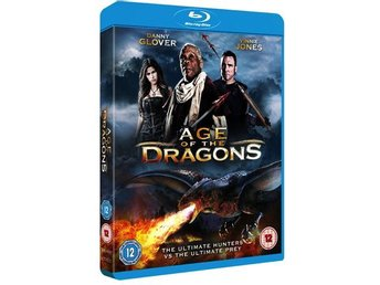 Age Of Dragons (Danny Glover, Vinnie Jones) - Bluray Blu-Ray