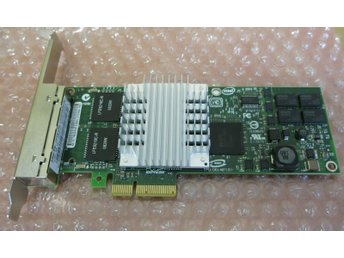 Ethernet  Network QUAD PORT - IBM 39Y6138 PRO/1000 PT -  SERVER ADAPTER PCI-E