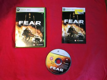 FEAR FIRST ENCOUNTER ASSAULT RECON XBOX 360