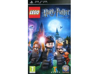 PSP - Lego Harry Potter: Years 1-4 (Ej bok) (Beg)