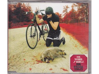 WHITE STRIPES: The Denial Twist/Shelter of Your Arms Maxi-CD