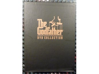The Godfather. DVD Collectionll!!!