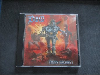 DIO - Angry Machines 1996  (RJD/Vinny Appice/Jimmy Bain/Tracy G)