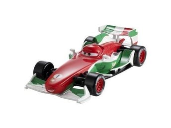 Cars Bilar Pixar Disney   Francesco Bernoulli originalstorlek  Metall NY