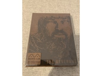 The Revenant MantaLab Blu-Ray Steelbook