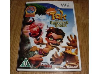 Wii: Tak and the Guardians of Gross