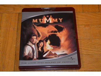 Mumien  - The Mummy HD DVD