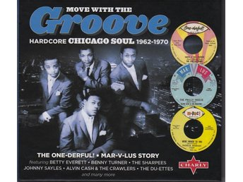 V/A-Move With The Groove - Hardcore Chicago Soul 1962-70