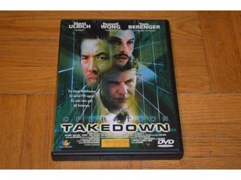 Operation Takedown ( Skeet Ulrich Tom Berenger ) - 2000 - DVD - Töre - Operation Takedown ( Skeet Ulrich Tom Berenger ) - 2000 - DVD - Töre