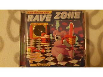Urban's Rave Zone (Chapter 1) Trance, Hard Trance, Happy Hardcore CD-samling