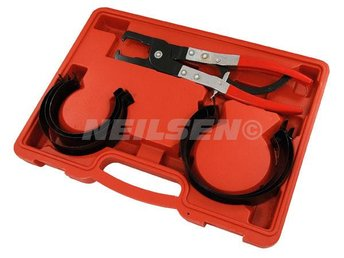 73mm To 111mm Piston Ring Compressor Compression Tool Set Ratchet Type