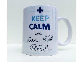 Keep Calm Im A Doctor 11oz Ceramic Coffee Mugg Tea Cup Mug - Novi Zagreb - Keep Calm Im A Doctor 11oz Ceramic Coffee Mugg Tea Cup Mug - Novi Zagreb