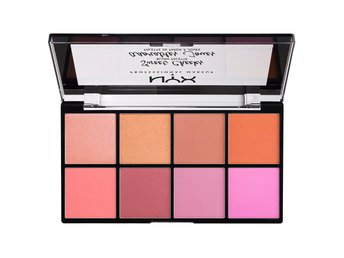 NYX PROF. MAKEUP Sweet Cheeks Blush Palette